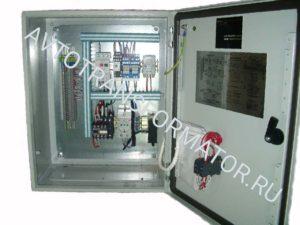 ШД-2 шкаф автоматического управления дутья