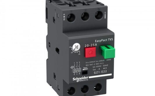 Выключатель автоматический для защиты электродвигателей СЕРИИ Easypact TVS GZ1 КУПИТЬ В КАЗАХСТАНЕ ПО НИЗКИМ ЦЕНАМ, SCHNEIDER ELECTRIC (ШНАЙДЕР ЭЛЕКТРИК)
