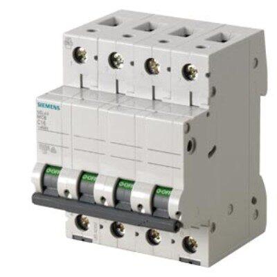 Модульный автоматический выключатель серии 5SL4 SENTRON КУПИТЬ В КАЗАХСТАНЕ ПО НИЗКИМ ЦЕНАМ, Siemens (Сименс)