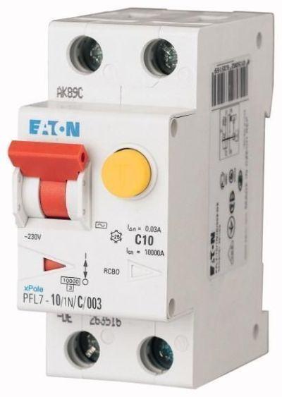 Дифференциальный автоматический выключатель PFL6-