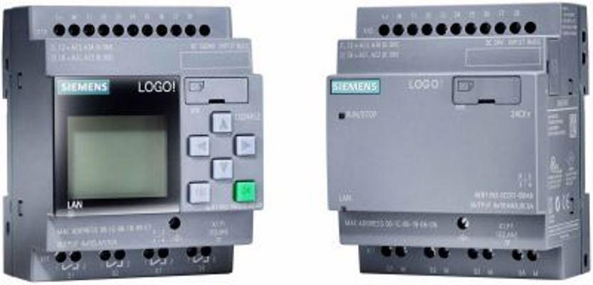 Логические модули Siemens LOGO!