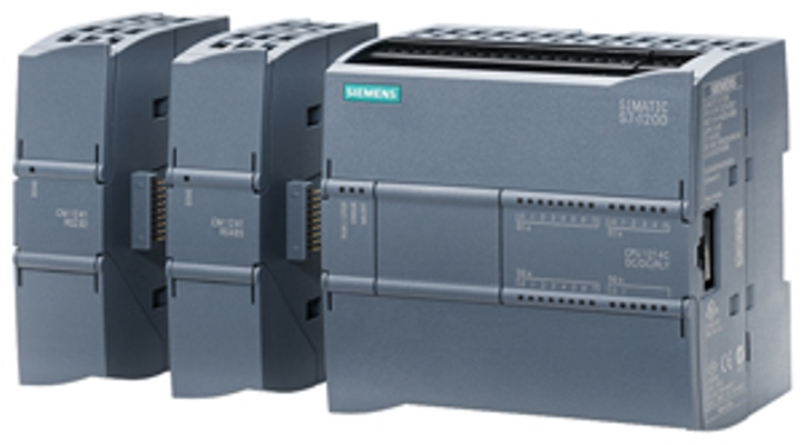 SIMATIC S7-1200 Микроконтроллеры Siemens