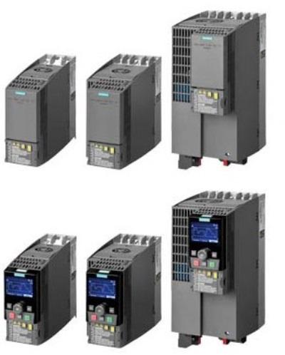 SINAMICS G120C Преобразователи частоты