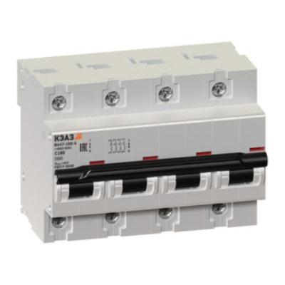 ВА47-100 выключатели на токи до 100А