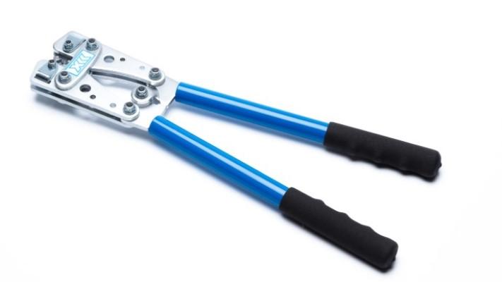 CT50 - Пресс-клещи для медных трубчатых зажимов от 6 мм² до 50 мм²