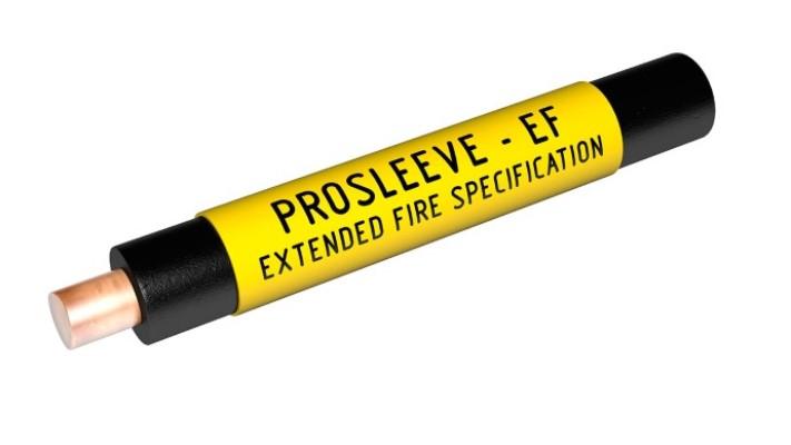 EF - Термоусадочные трубки повышенной противопожарной устойчивости