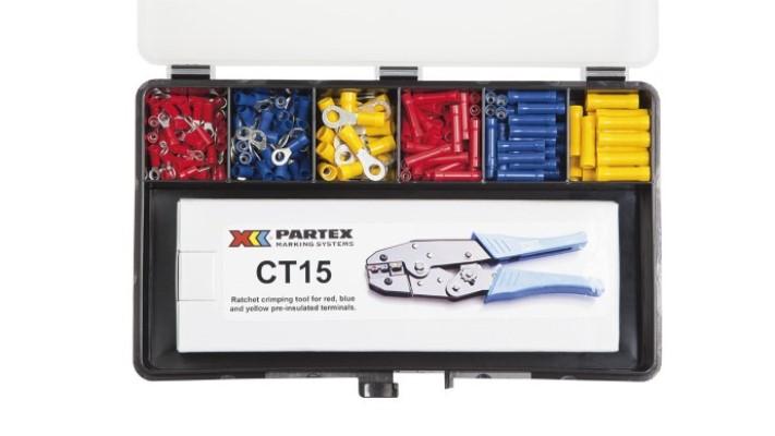 KIT-INS - Наборы изолированных обжимных наконечников