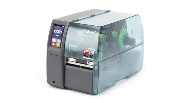 MK10-Squix - Термотрансферный принтер для маркеров