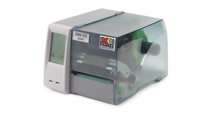 MK10 mini Термотрансферный принтер