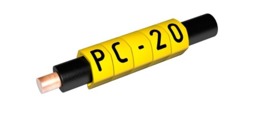 PC - Односимвольные маркеры открытого профиля