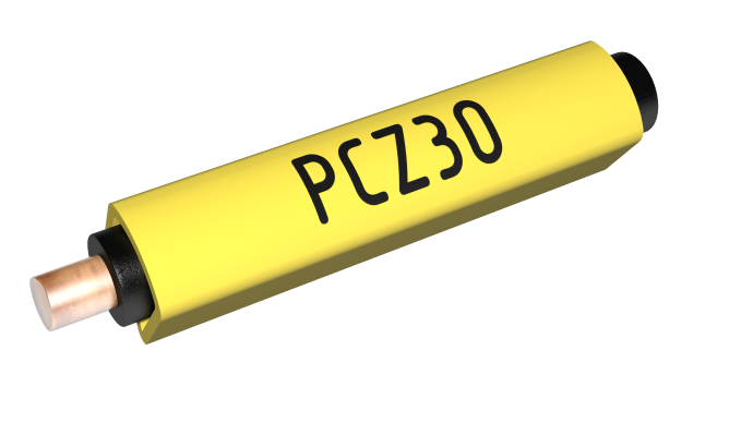 PCZ - Безгалогенный многосимвольный маркер