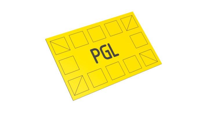 PGL Из двухслойного ламината