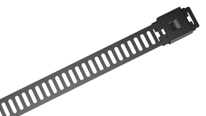 PKSLC Кабельные стяжки лестничного типа с покрытием