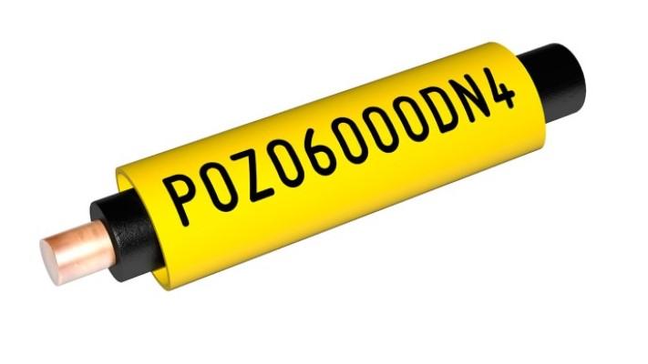POZ - Овальный безгалогеновый профиль