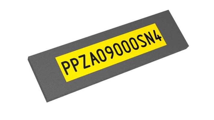 PPAZ - Самоклеящийся безгалогеновый профиль