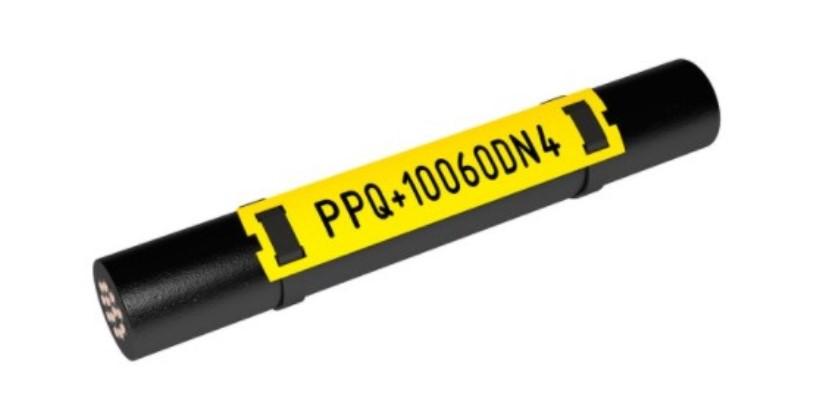 PPQ Плоский кабельный маркер