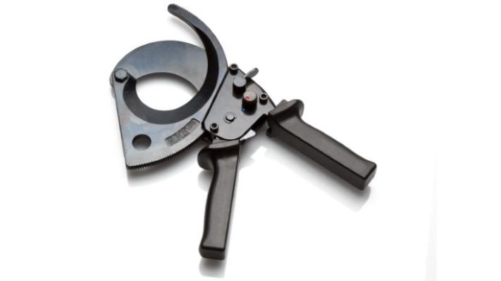 PRTC-500 - Каблерез для обрезки телефонного кабеля до 2700 пар с храповым механизмом