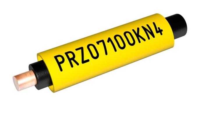 PRZ - Безгалогеновый круглый профиль