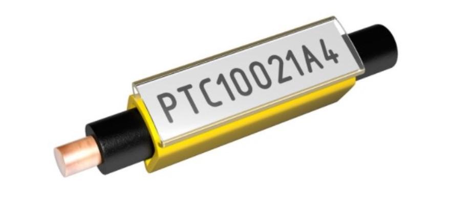 PTC - Маркеры с защёлкой, оснащённые карманом для этикетки