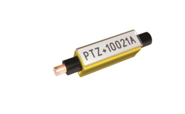 PTZ Безгалогеновый маркер с карманом для этикетки