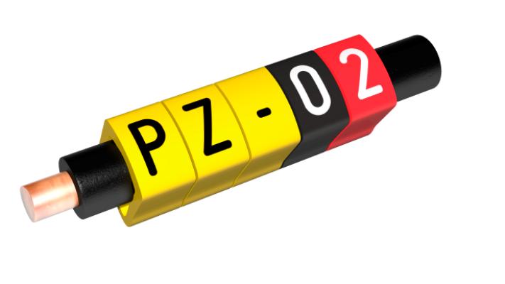 PZ - Маркер закрытого профиля