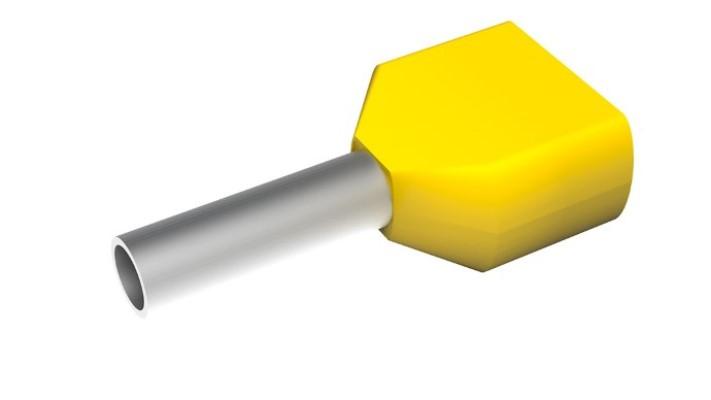 TCEF - Двойные изолированные втулочные наконечники