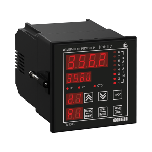ТРМ138В восьмиканальный регулятор