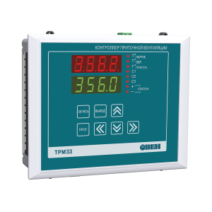 ТРМ33 контроллер