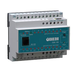 ПЛК100-150-154 контроллеры