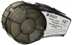 В-430 Прозрачный полиэстер Brady цена, купить