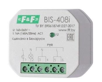 Реле импульсные BIS-408i