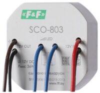 Регуляторы освещённости диммеры SCO 803