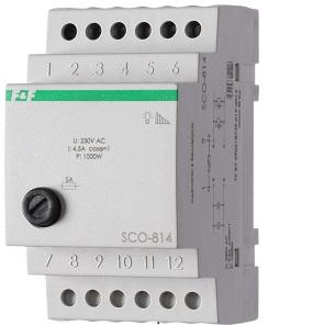 Регуляторы освещённости (диммеры) SCO-814