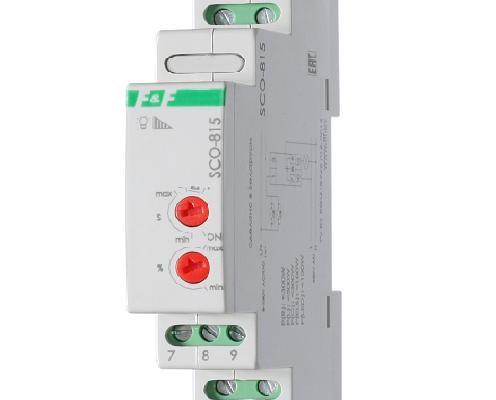 Регуляторы освещённости (диммеры) SCO-815